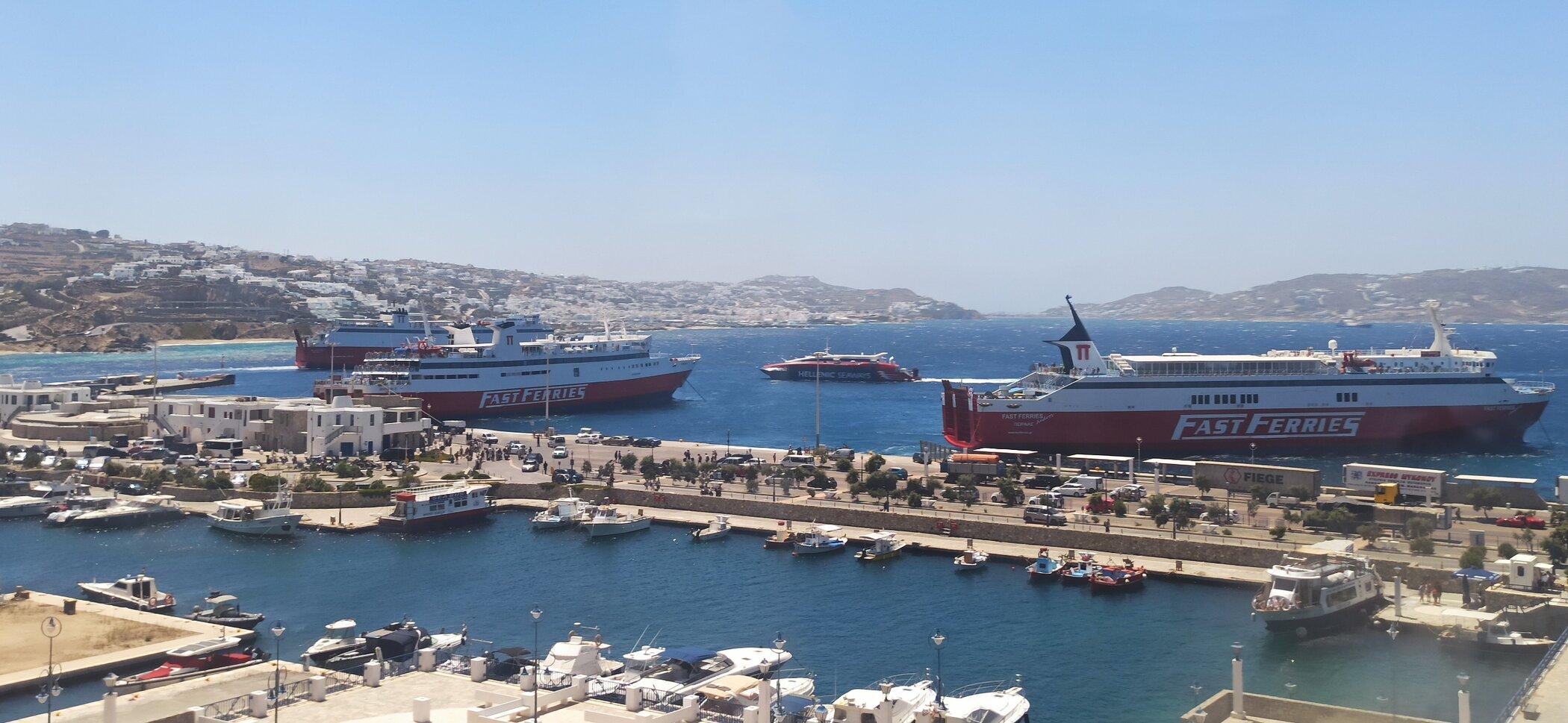 Fast Ferries Fleet