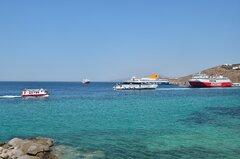 Blue Star Myconos_Theologos P_Ekaterini P_Sifnos Jet_Fast Ferries Andros_Mykonos Express_31-07-21_Mykonos