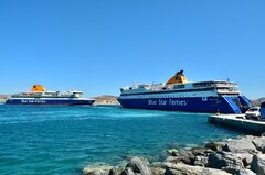 Blue Star Delos_Blue Star Naxos_08-08-21_Paros