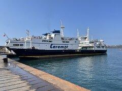 Tourist Ferry Boat Terzo