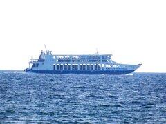ALKINOOS off Drepano Igoumenitsa 17.8.2021