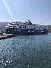 Superferry @ Andros