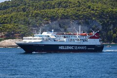 Express Skiathos Departing From Alonnisos 12/8/2021 1