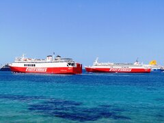 Theologos P_Fast Ferries Andros