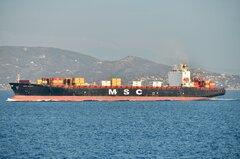 MSC Sarah_05-09-21_off Piraeus