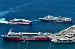 Santorini Palace_Superferry_16-08-21_Mykonos