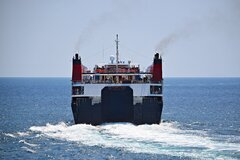 Express Skiathos Departing From Alonnisos 12/8/2021 3