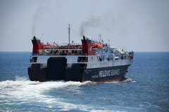 Express Skiathos Departing From Alonnisos 12/8/2021 4