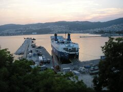 Ferries εκτός δράσης